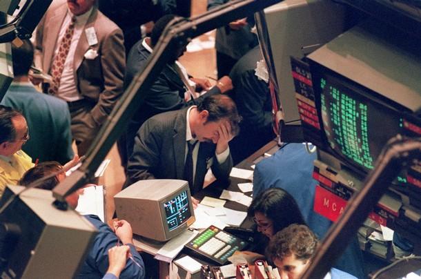 US-STOCKS-BLACK-MONDAY-FILES