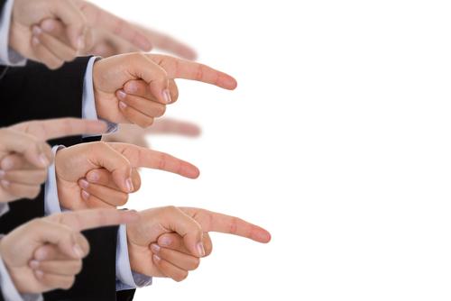 white-finger-pointing