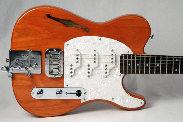 Fancy Tele